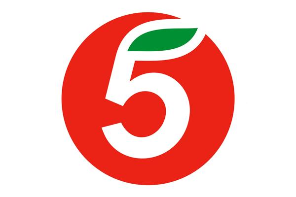 Логотип Пятёрочка (магазин) - Справочник Пушкино