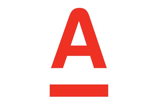 Логотип Альфа-Банк (банкомат) - Справочник Пушкино