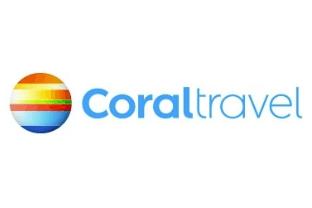 Логотип Coral Travel в Пушкино (туристическое агентство) - Справочник Пушкино