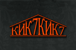 Логотип КИК7 (гостиница эконом-класса) - Справочник Пушкино