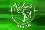 Логотип Луали (фабрика мягкой мебели) - Справочник Пушкино