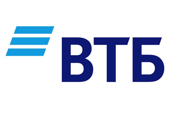 Логотип Банк ВТБ (банкомат) - Справочник Пушкино
